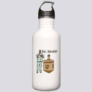 Dr. Dreidel Stainless Water Bottle 1.0L