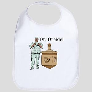 Dr. Dreidel Bib