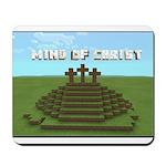 Mind of Christ (Minecraft) Mousepad