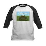 Mind of Christ (Minecraft) Baseball Jersey