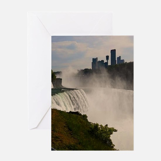 Niagara Falls Greeting Cards
