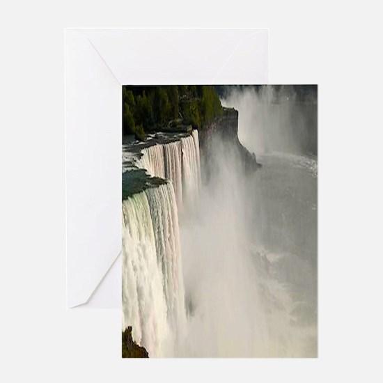 Niagara falls Greeting Cards