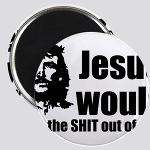 Jesus Slap! Magnets