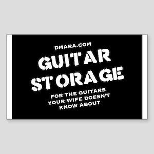 Dmara Guitar Storage Sticker