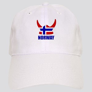 "Norwegian Viking ""Norway"" Cap"