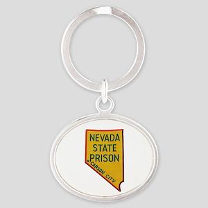 Nevada State Prison Keychains