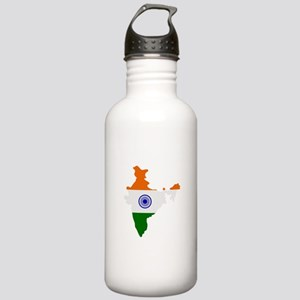 india map Stainless Water Bottle 1.0L