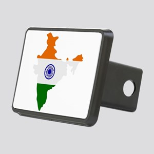 india map Rectangular Hitch Cover