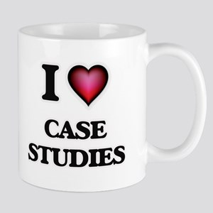 I love Case Studies Mugs