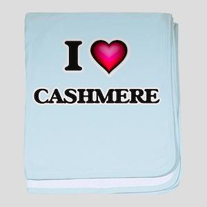 I love Cashmere baby blanket