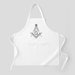 Masonic Symbol BBQ Apron