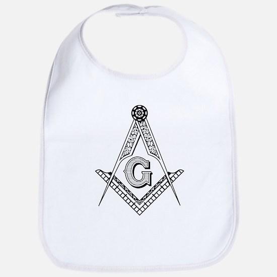 Masonic Symbol Bib
