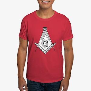 Masonic Symbol Dark T-Shirt