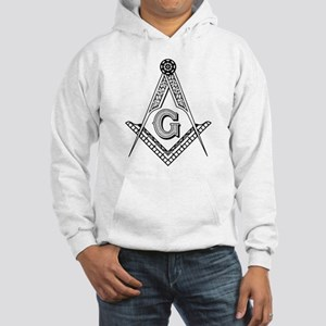 Masonic Symbol Hooded Sweatshirt