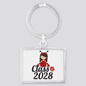 Class of 2028 Landscape Keychain