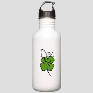 Snoopy and Clover Stainless Water Bottle 1.0L