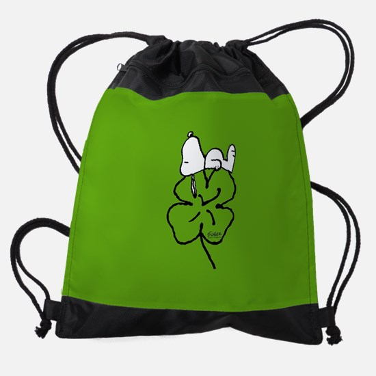 Peanuts Woodstock Lucky Drawstring Bag