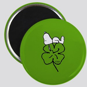 Peanuts Woodstock Lucky Magnet