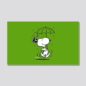Peanuts Woodstock Lucky Car Magnet 20 x 12