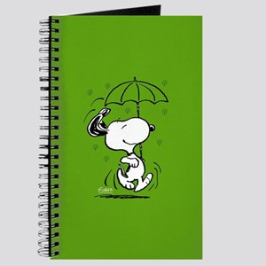 Peanuts Woodstock Lucky Journal