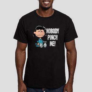 Peanuts: Lucy St.Patri Men's Fitted T-Shirt (dark)