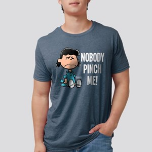 Peanuts: Lucy St.Patrick's Mens Tri-blend T-Shirt