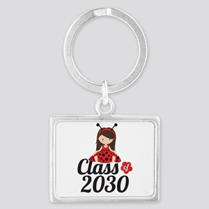 Class of 2030 Landscape Keychain