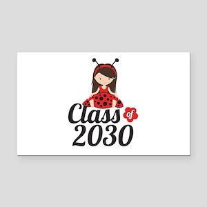 Class of 2030 Rectangle Car Magnet