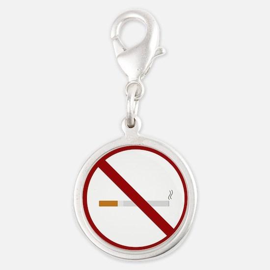 no smoking signal Charms