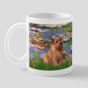 Lilies /Norfolk Terrier Mug