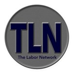 Tln Logo 2018 Round Car Magnet