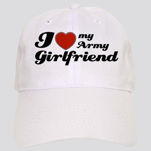 I love my Army Girlfriend Cap