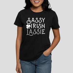 Sassy Irish Lassie Women's Classic T-Shirt