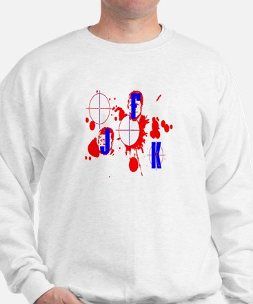 JFK assassination Sweatshirt