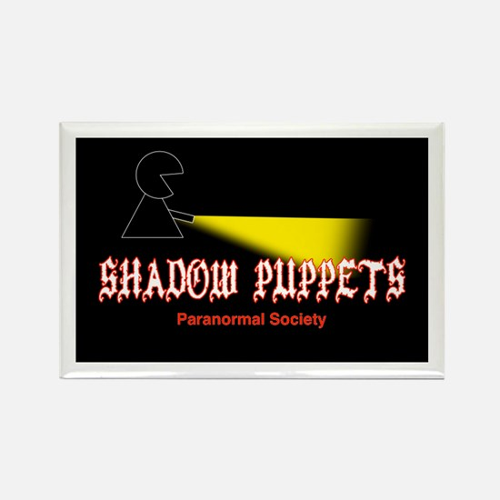 Shadow Puppets Paranormal Society Magnets