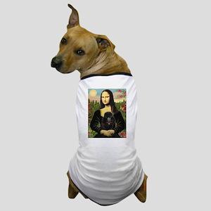 Mona / Poodle (bl) Dog T-Shirt