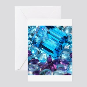 Jewels Greeting Cards