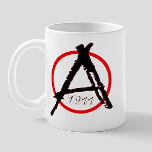 Punk Anarchy 1977 Mug