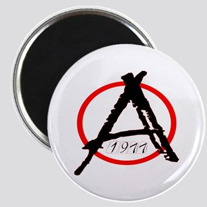 Punk Anarchy 1977 Magnet Magnets