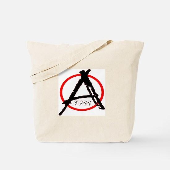 Punk Anarchy 1977 Tote Bag