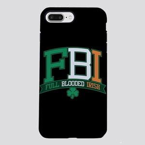 Full Blooded Irish iPhone 8/7 Plus Tough Case