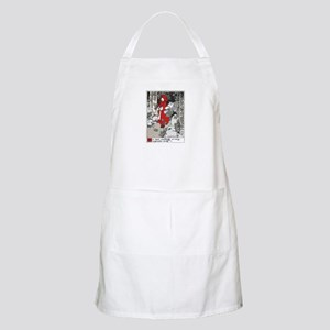 Webb's Little Red Riding Hood BBQ Apron