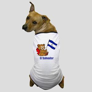 El Salvador Teddy Bear Dog T-Shirt