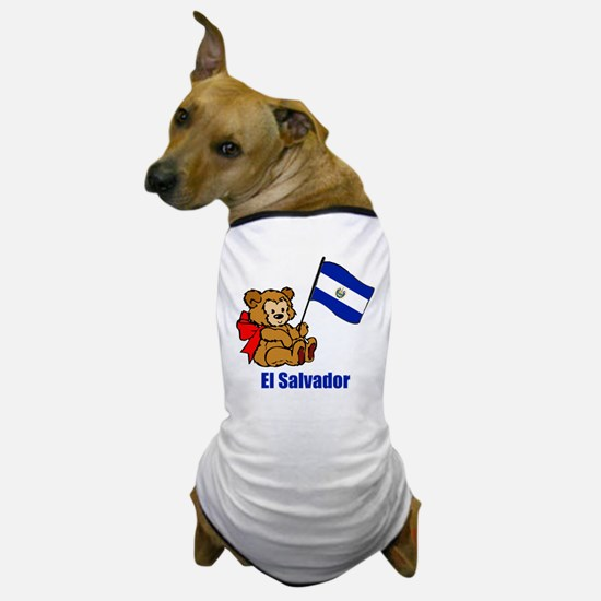 El Salvador Teddy Bear Dog T-Shirt