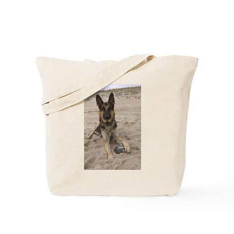 Beach Quarterback Tote Bag