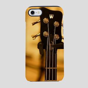 Bass Guitar Case iPhone 8/7 Tough Case