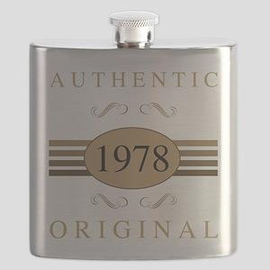 1978 Authentic Original Flask