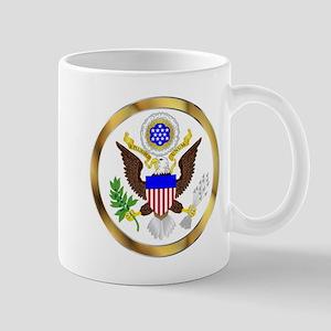 Great Seal Of America Mugs