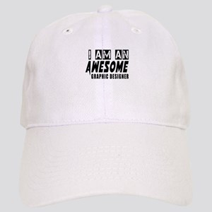 I Am Graphic designer Cap