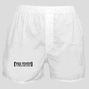 Fox River Pen - Tattered Boxer Shorts